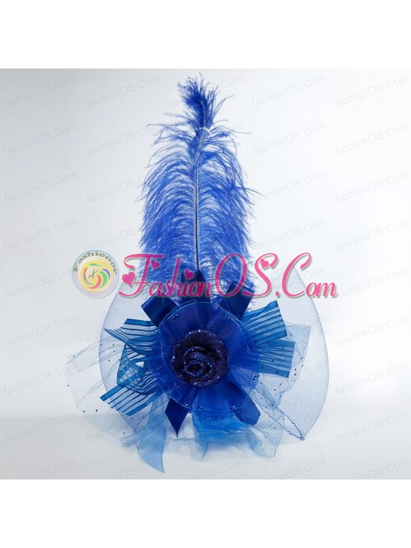 Elegant Beading Lace and Feather Fascinators For 2014