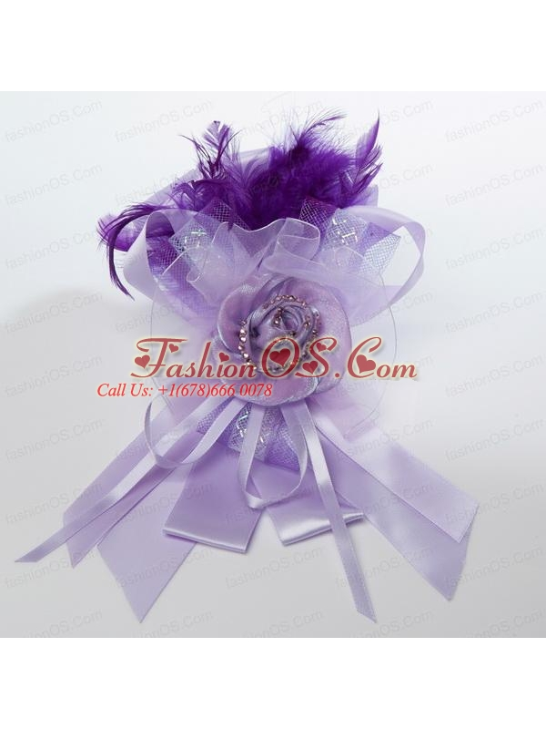 New Style Beading Lace and Feather Fascinators