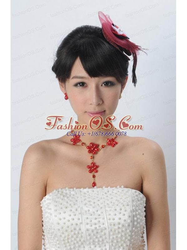 Elegant Alloy WithImitation Pearls Women's Jewelry Sets