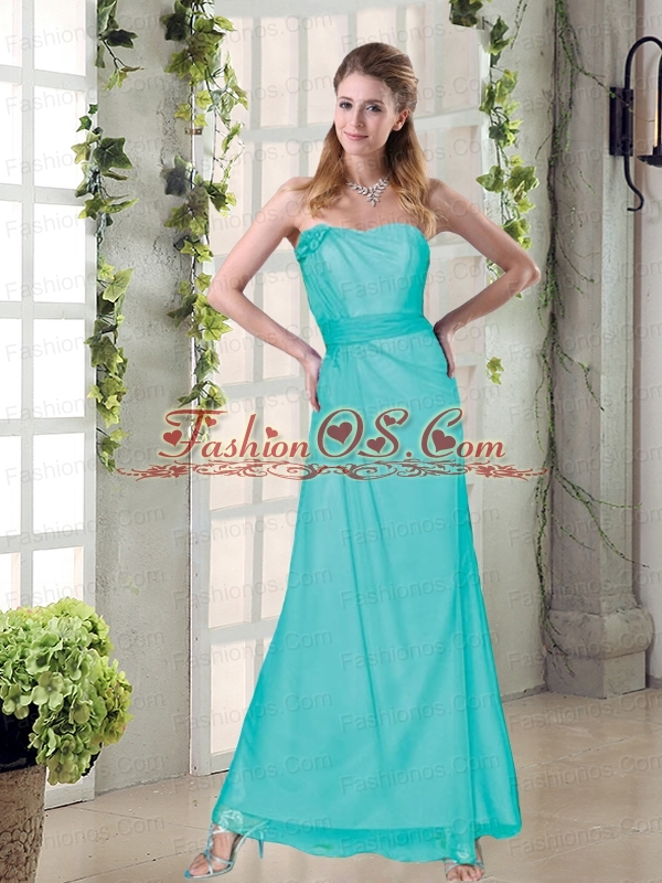 2015 Natural Sweetheart Exquisite Dresses For Prom