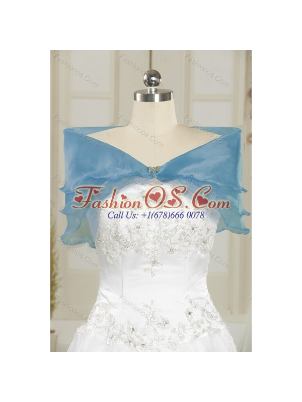 Zebra Print Multi Color Strapless Quince Dresses with Ruffles and Pick Ups