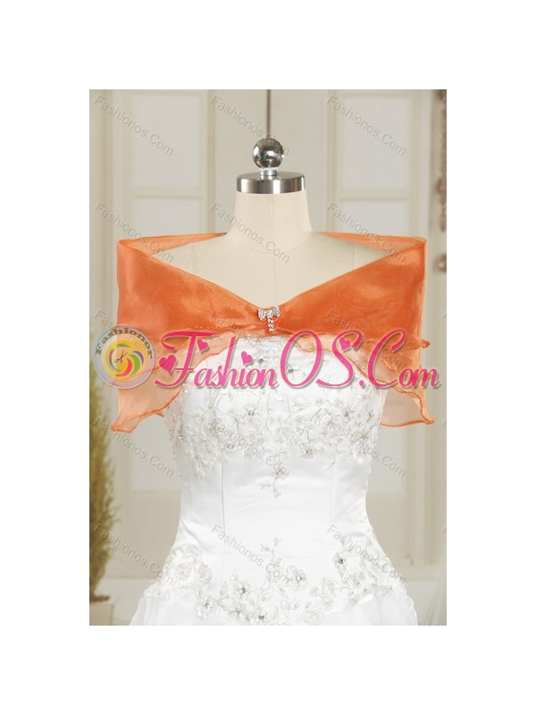 2015 Romantic Multi Color Quinceanera Dresses with Beading and Ruffles