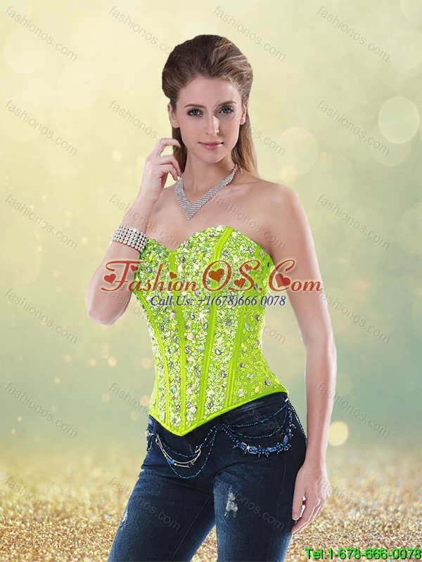 Cheap Multi Color Lace Up Detachable Quinceanera Dresses with Beading