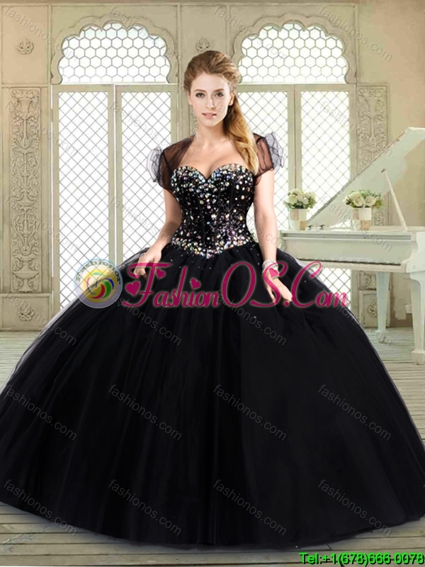Perfect Sweetheart Beading Quinceanera Dresses