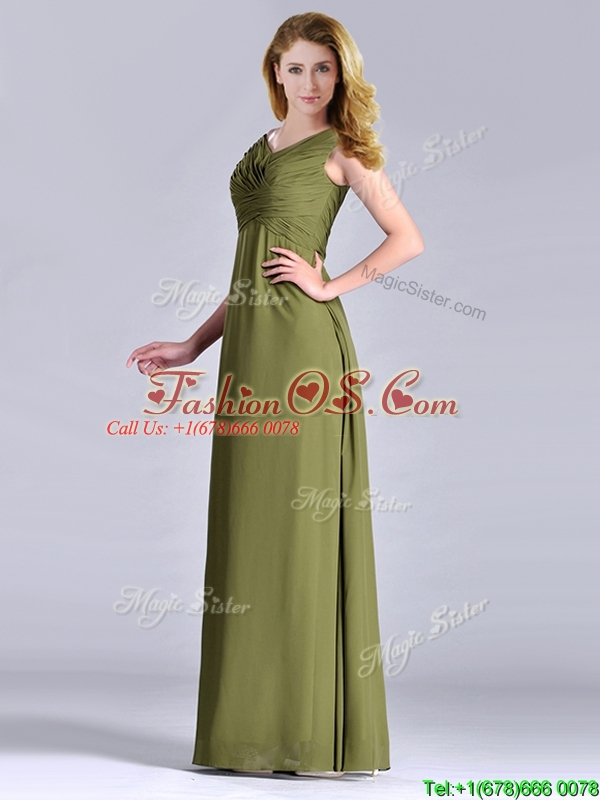 Mother of Bride Empire Dresses