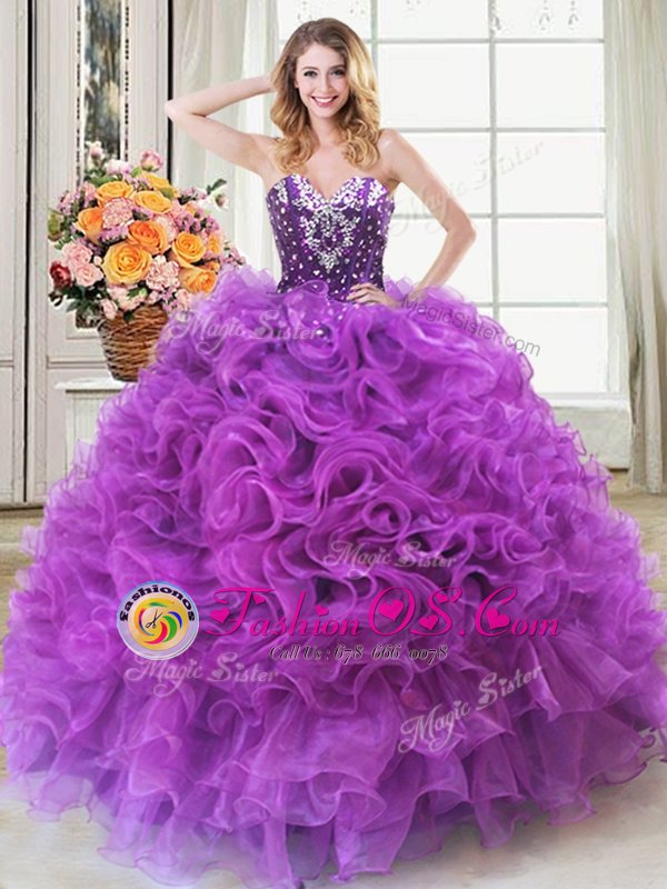 Best Selling Pick Ups Floor Length Teal Ball Gown Prom Dress Sweetheart Sleeveless Lace Up